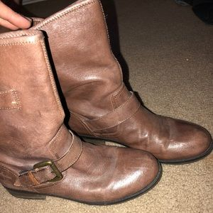 Steve Madden Crop Boots